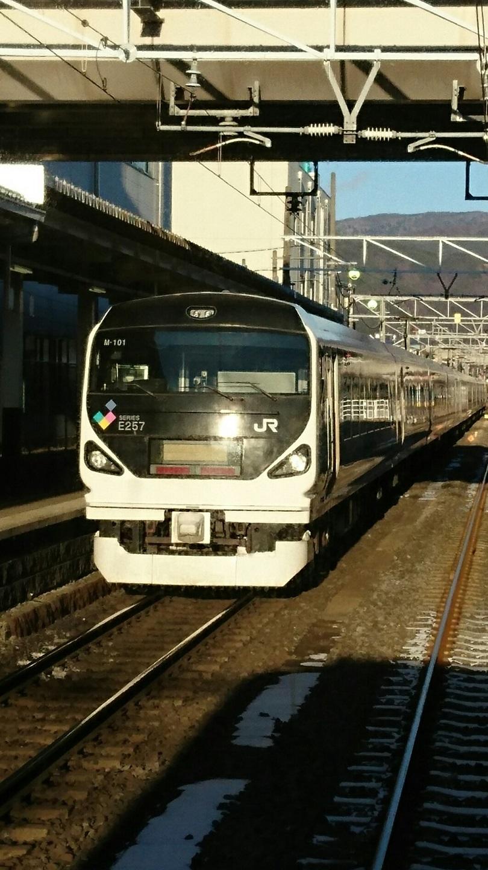 2019.1.24 (301) 茅野いきふつう - 岡谷(あずさ26号) 810-1440