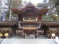 2019.1.25 (7) 諏訪大社下社秋宮 - 幣拝殿(へいはいでん) 2000-1500