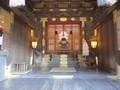 2019.1.25 (8) 諏訪大社下社秋宮 - 幣拝殿(へいはいでん) 1600-1200