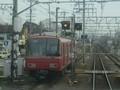 2019.2.10 (36) 豊橋いき快速特急 - 国府すぎ(豊川線電車) 1600-1200