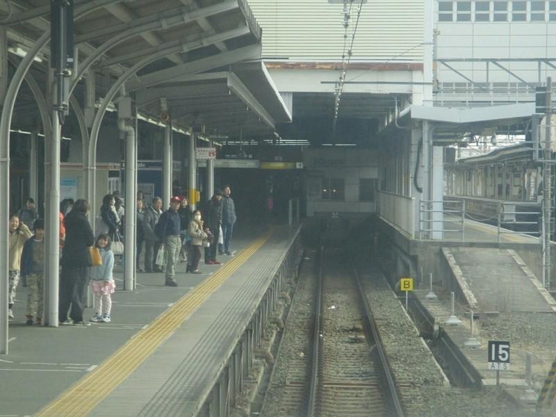 2019.2.10 (48) 豊橋いき快速特急 - 豊橋 1200-900