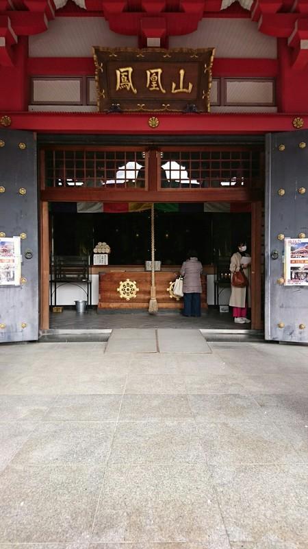 2019.2.12 (5) 甚目寺 - 本堂 1040-1850