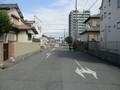 2019.2.15 (20) 牛田 - 住宅街 1600-1200