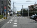 2019.2.15 (21) 牛田 - 住宅街とミニバス 2000-1500