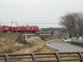 2019.2.15 (44) 南陽橋からひがしいき名鉄電車をみる 1600-1200
