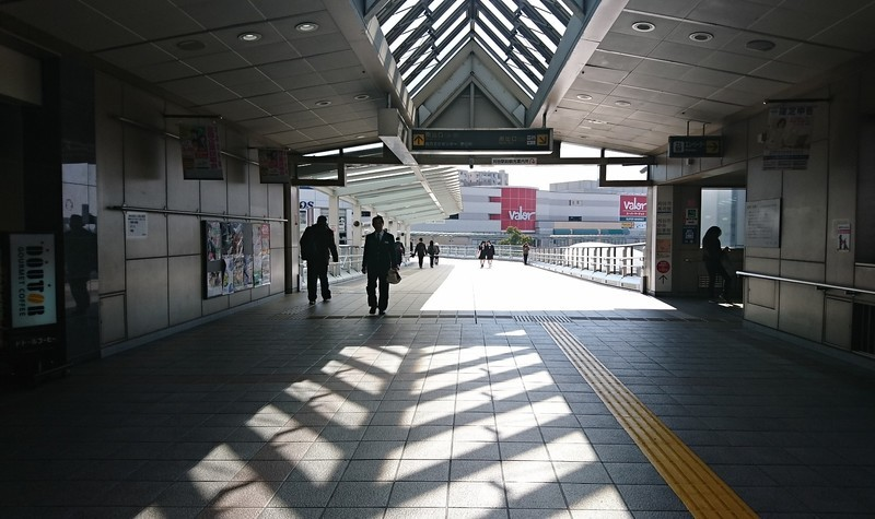 2019.2.26 (12) 刈谷 - 南北自由通路(みなみがわ) 1820-1080