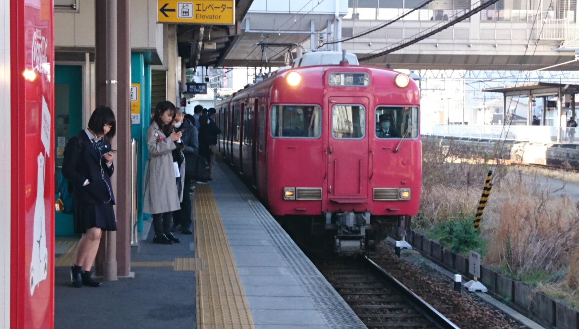 2019.2.26 (20) 刈谷 - 知立いきふつう 1900-1080