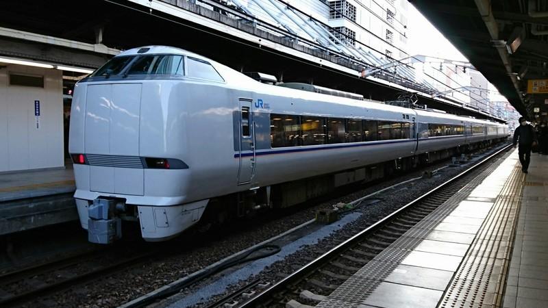 2019.3.1 (1005) 名古屋 - しらさぎ 1850-1040