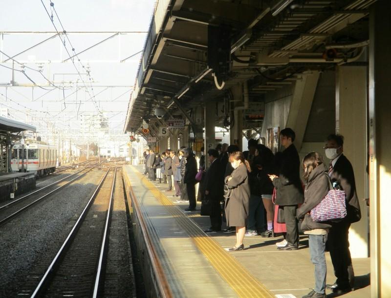 2019.3.1 (8) 大垣いき特別快速 - 大垣 1770-1350