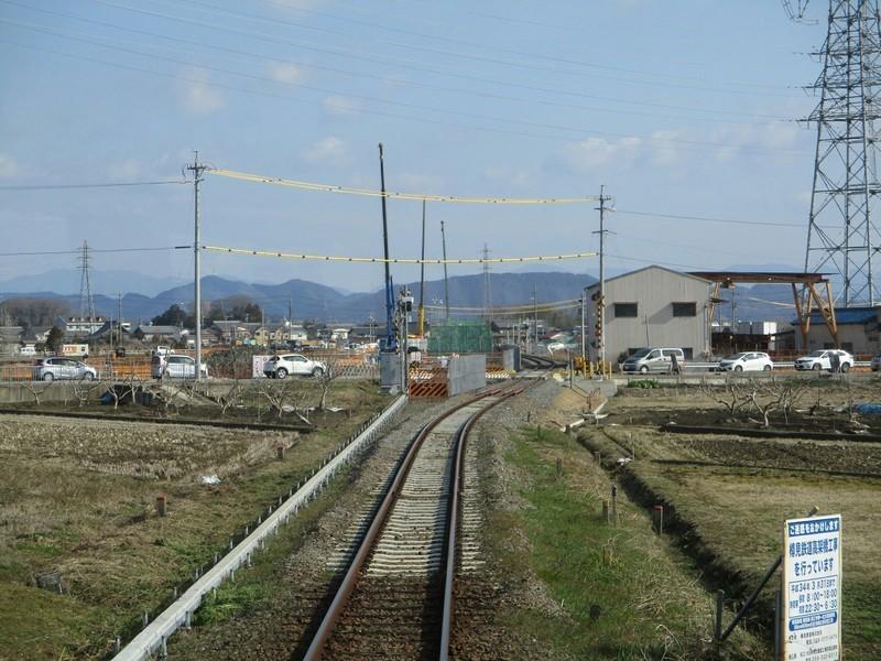 2019.3.1 (34) 樽見いきふつう - 美江寺北方真桑間 2000-1500