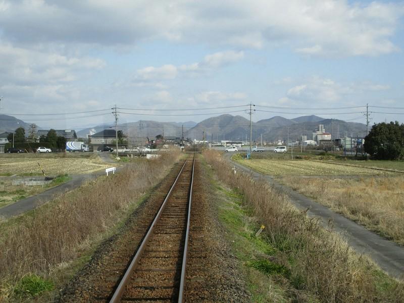 2019.3.1 (43) 樽見いきふつう - モレラ岐阜糸貫間 1800-1350