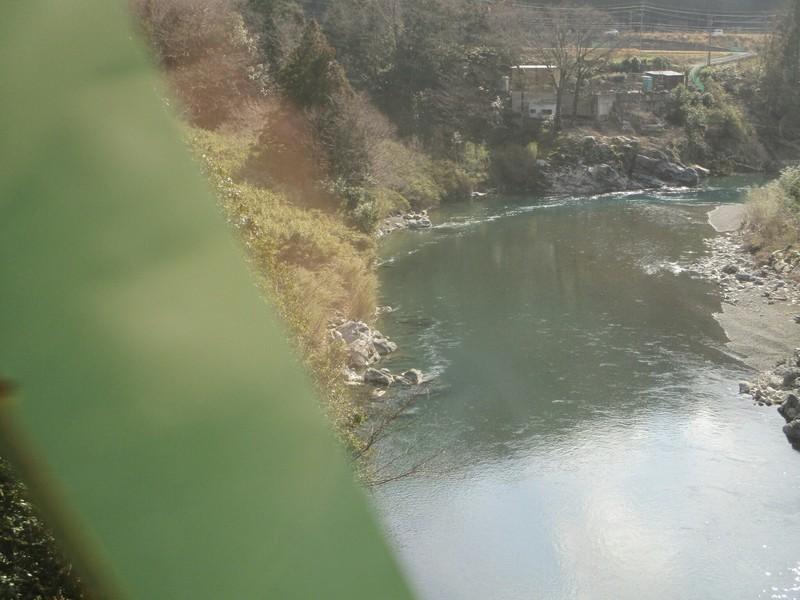 2019.3.1 (81) 樽見いきふつう - 第4根尾川鉄橋 1600-1200