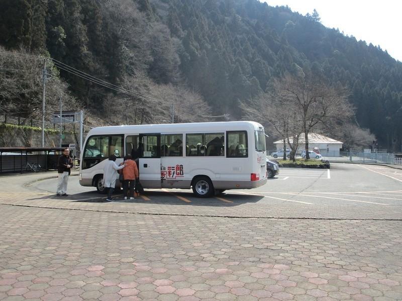 2019.3.1 (114) 樽見駅 - うすずみ温泉バス 1200-900