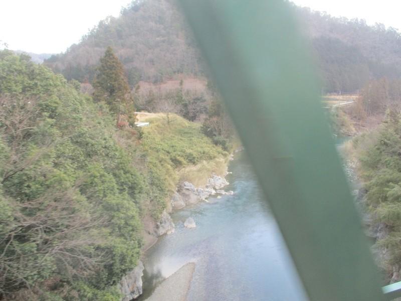 2019.3.1 (130) 大垣いきふつう - 鍋原高科間(鉄橋) 1200-900