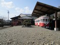 2019.3.1 (152) 旧名鉄谷汲駅 - 谷汲いき電車と黒野いき電車 2000-1500