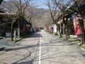 2019.3.1 (155) 谷汲山参道 - 「華厳寺まで3丁半」 2000-1500