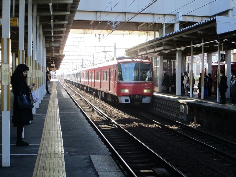 2019.3.7 (2) しんあんじょう - 須ヶ口いき特急 2000-1500