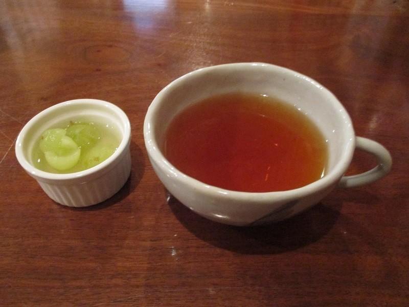 2019.3.7 (16) 春亭 - デザートと紅茶 800-600