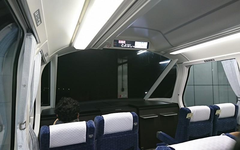 2019.3.13 (5) 豊橋いき特急 - 名古屋 1150-720