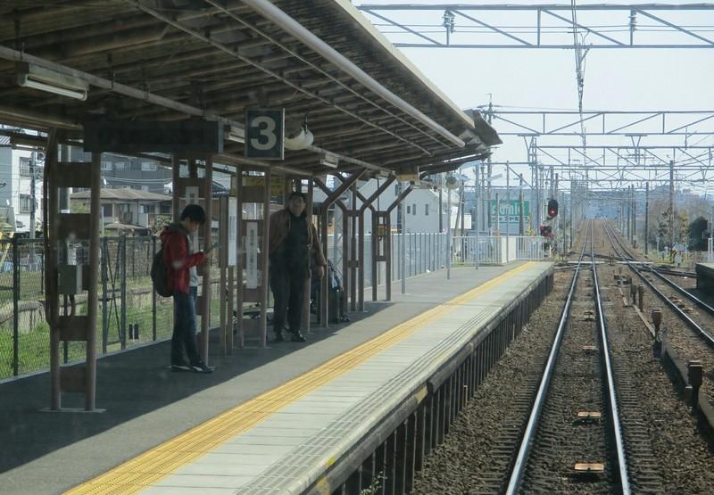 2019.3.15 (11) 東岡崎いきふつう - 矢作橋 1600-1110