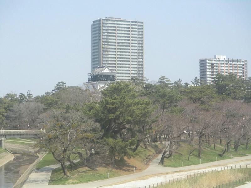 2019.3.15 (15) 東岡崎いきふつう - 岡崎城 1600-1200