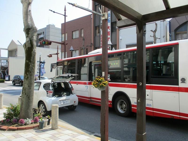 2019.3.15 (21) 康生町バス停 - 桜形いきバス 1600-1200