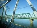 2019.3.18 (6) 大阪難波いき特急 - 長良川をわたる 2000-1500