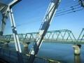 2019.3.18 (7) 大阪難波いき特急 - 揖斐川をわたる 2000-1500