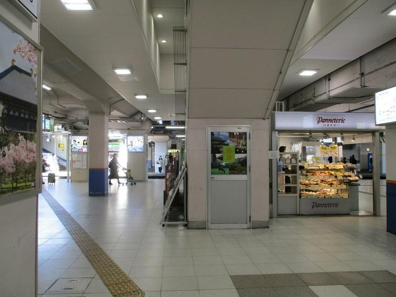 2019.3.18 (37) 大和八木 - 橿原線ホーム 1200-900
