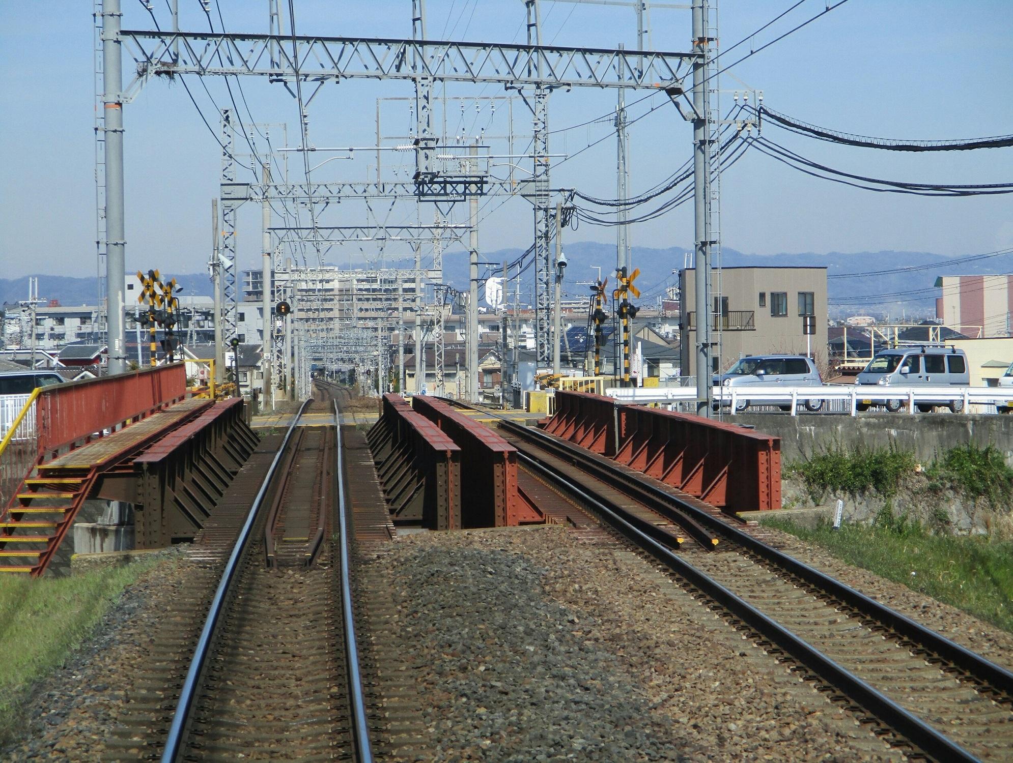 2019.3.18 (59) 大阪阿部野橋いき急行 - 浮孔高田市間 1990-1500