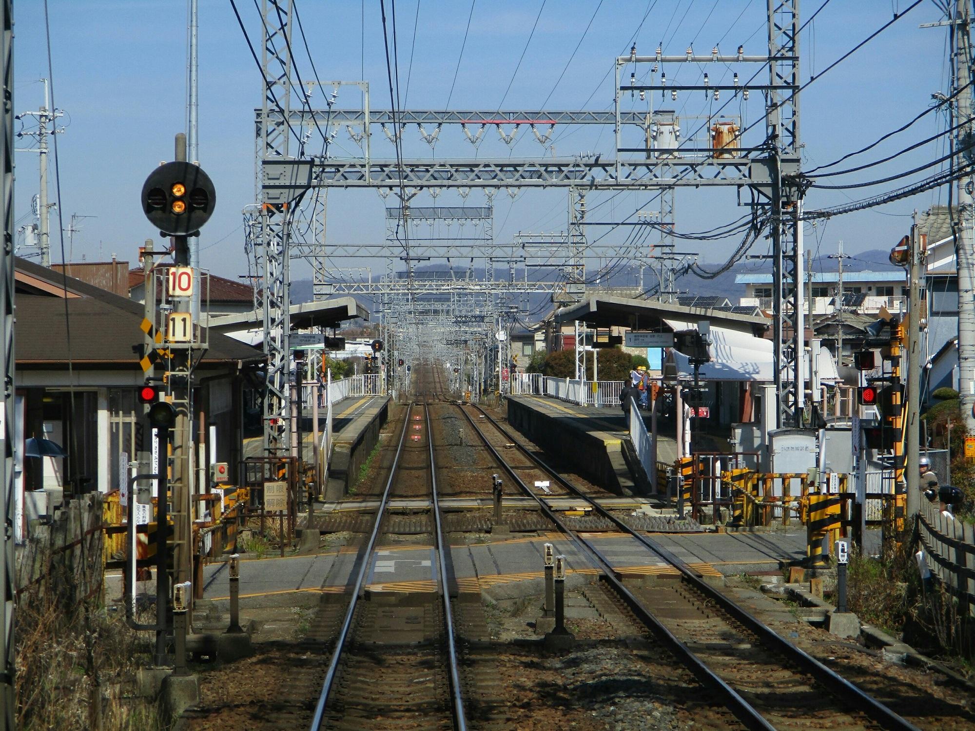 2019.3.18 (66) 大阪阿部野橋いき急行 - 当麻寺 2000-1500