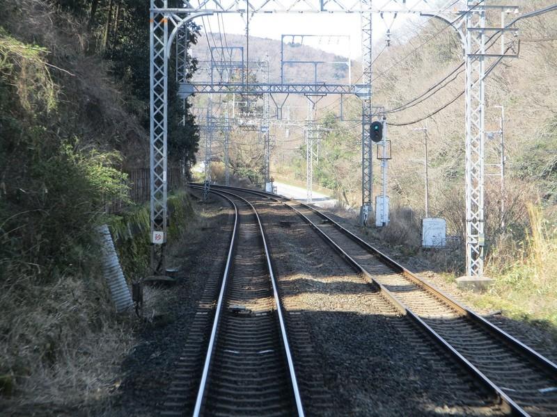 2019.3.18 (71) 大阪阿部野橋いき急行 - 二上山上ノ太子間 1600-1200