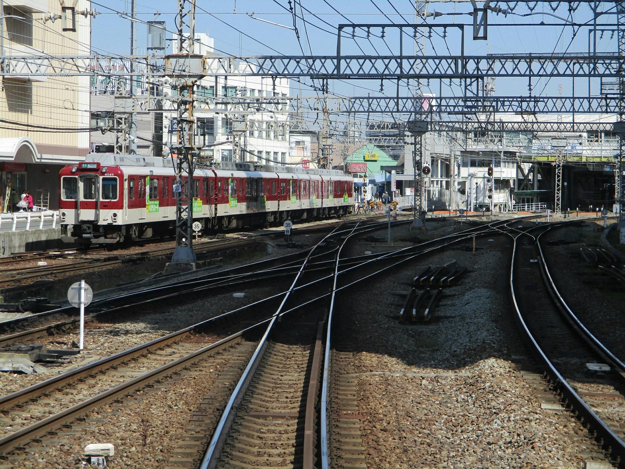 2019.3.18 (77) 大阪阿部野橋いき急行 - 古市 2000-1500