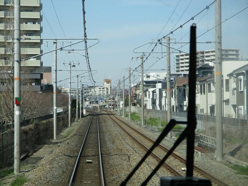 2019.3.18 (118) JR難波いきふつう - 八尾久宝寺間 1600-1200