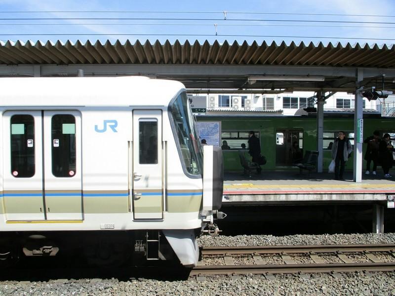 2019.3.18 (125) 久宝寺 - 加茂いき大和路快速 1600-1200