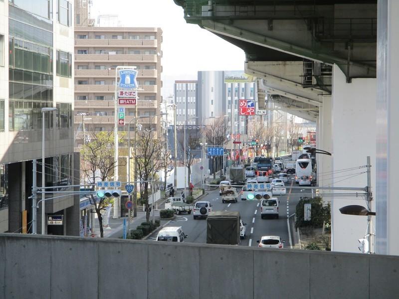 2019.3.18 (146) 新大阪いきふつう - 高井田中央 1600-1200