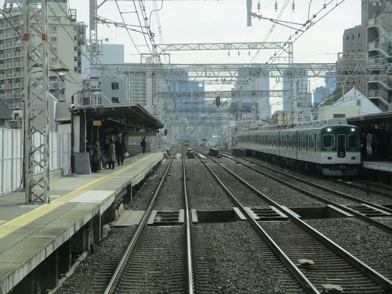2019.3.18 (188) 中之島いきふつう - 関目 1800-1350