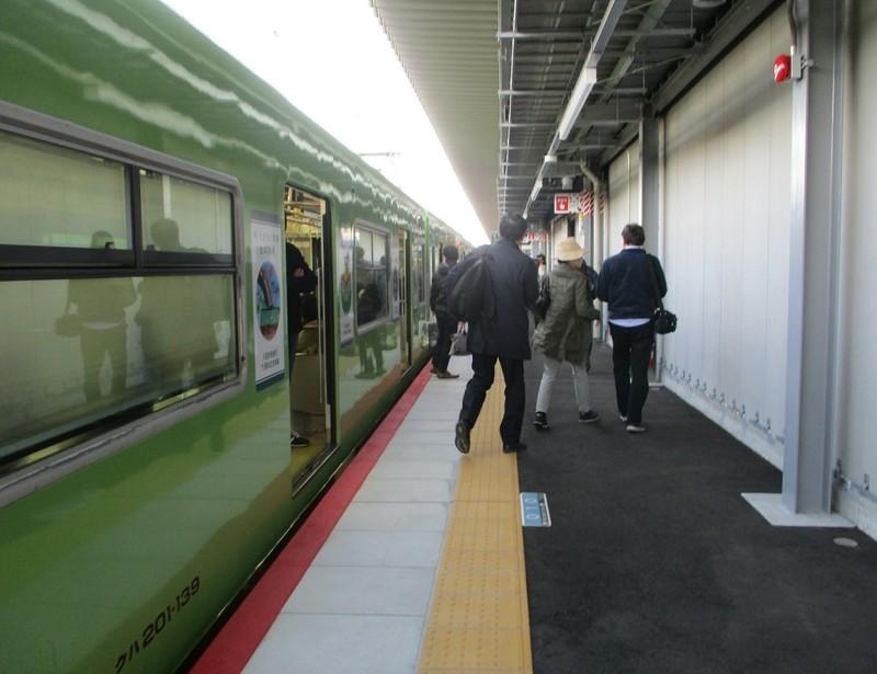 2019.3.18 (194) JR淡路 - 新大阪いきふつう 1560-1200