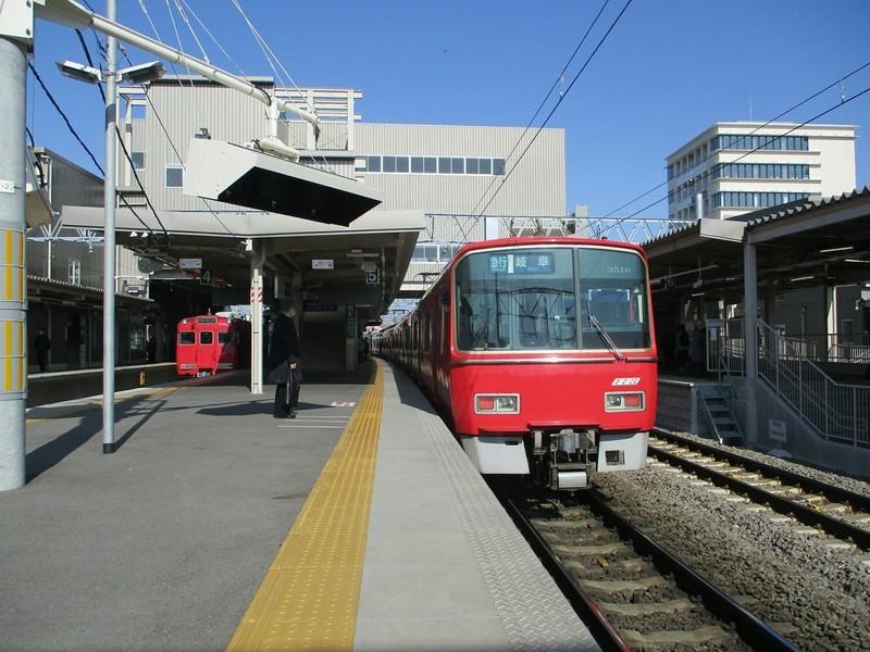 2019.3.20 (10) 知立 - 岐阜いき急行 2000-1500