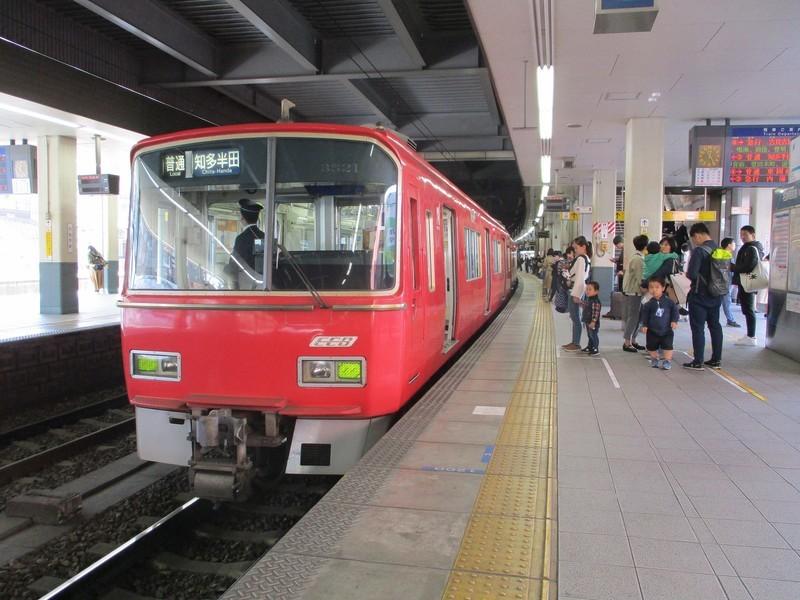 2019.3.20 (20) 金山 - 知多半田いきふつう 2000-1500