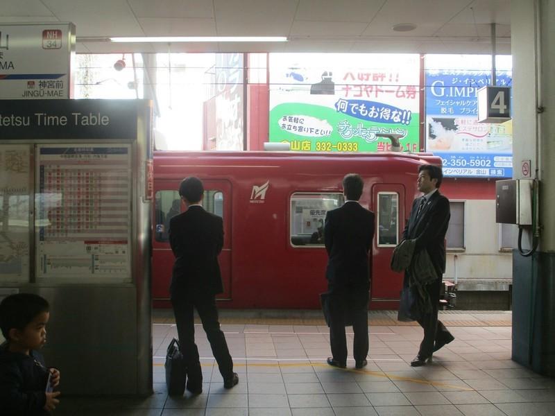 2019.3.20 (21) 知多半田いきふつう - 金山(吉良吉田いき急行) 1600-1200