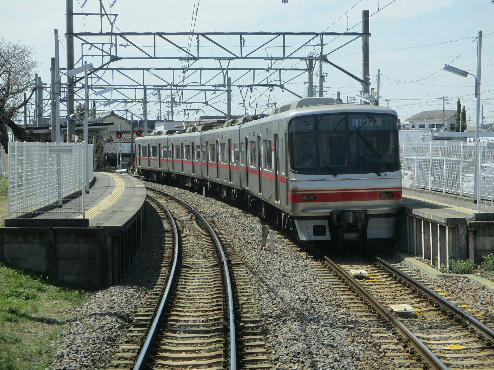 2019.3.26 (7) 吉良吉田いき急行 - 米津(弥富いき急行) 1600-1200