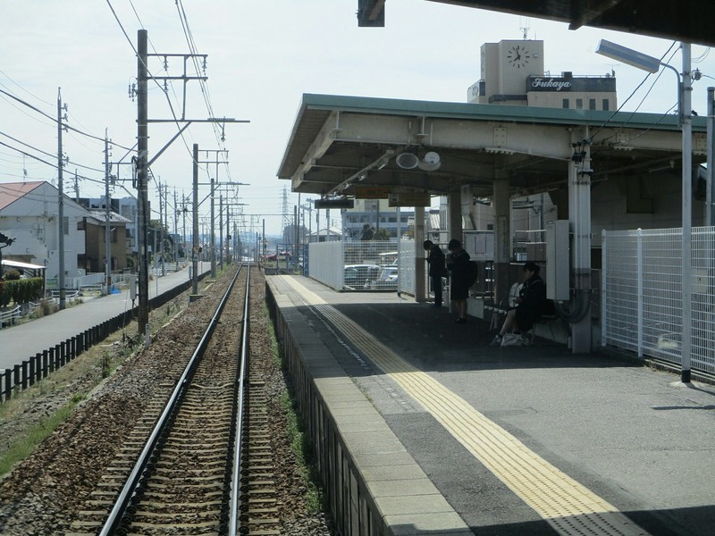 2019.3.26 (9) 吉良吉田いき急行 - 桜町前 1600-1200