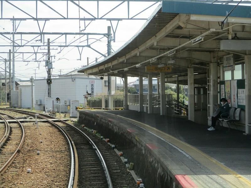 2019.3.26 (17) 吉良吉田いき急行 - 吉良吉田とうちゃく 1800-1350