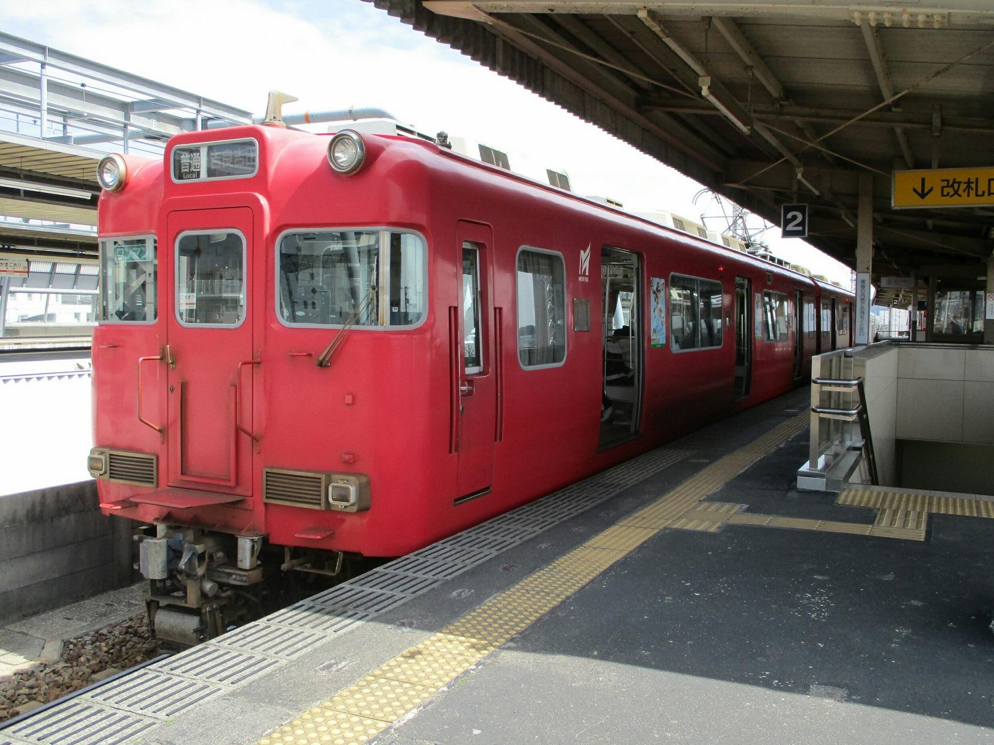 2019.3.26 (46) 蒲郡 - 吉良吉田いきふつう 2000-1500
