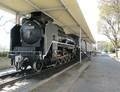 2019.3.26 (79) 蒲郡市博物館 - 蒸気機関車D51-201(ひだりまえから) 1950-1500