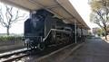 2019.3.26 (1009) 蒲郡市博物館 - 蒸気機関車D51-201(ひだりまえから) 1880-108