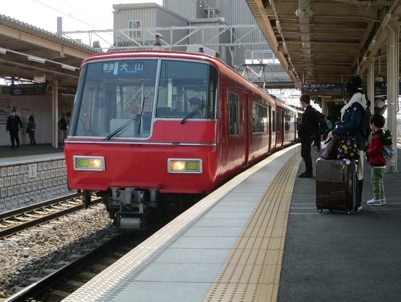 2019.3.27 (12) 知立 - 犬山いきふつう 1960-1480