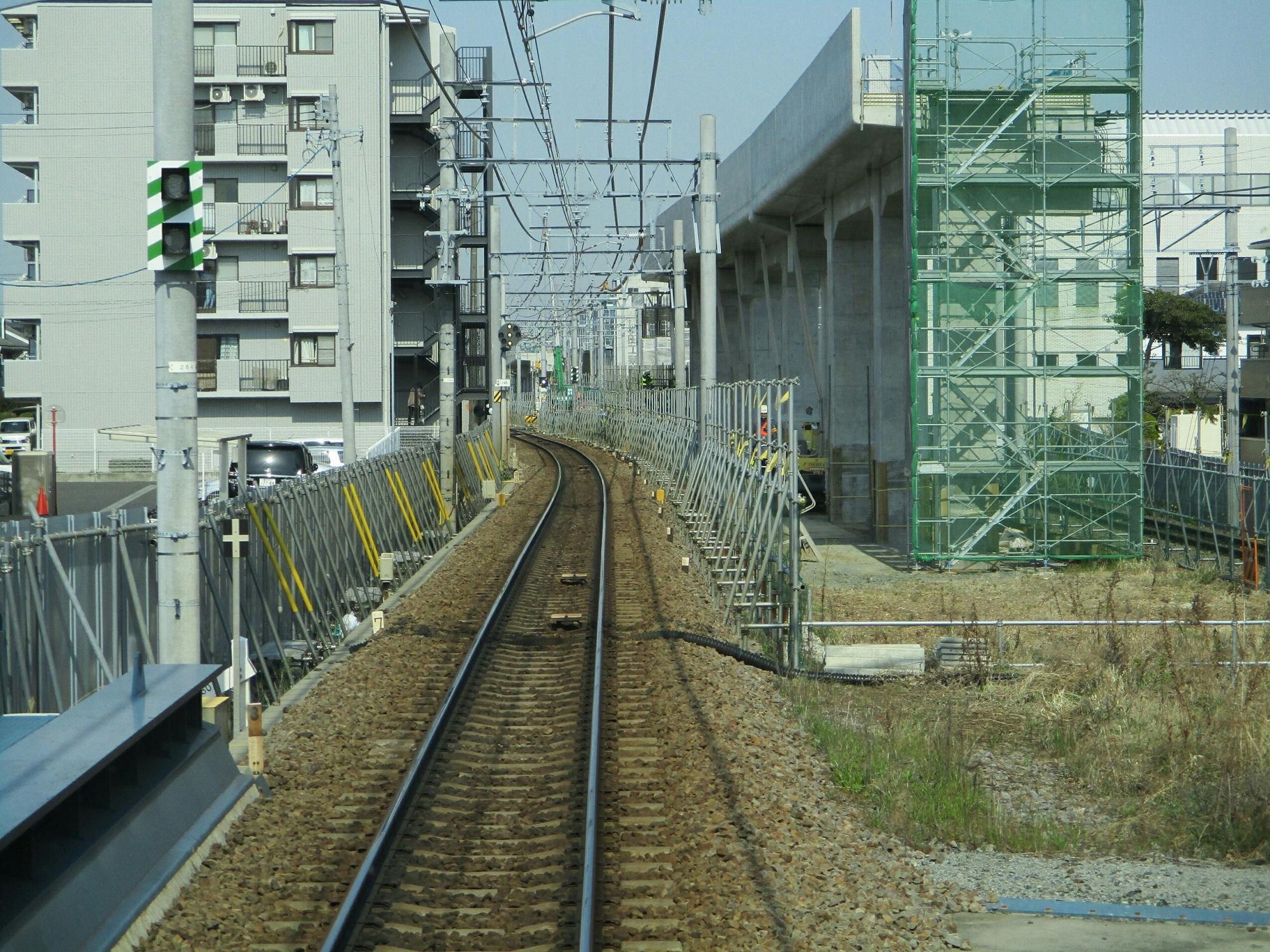 2019.3.27 (15) 弥富いき急行 - 知立すぎ 2000-1500