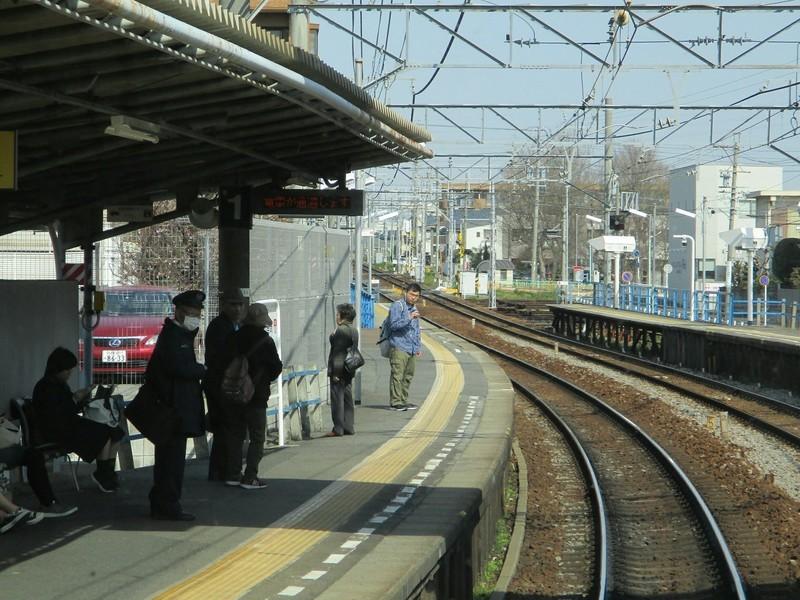 2019.3.27 (35) 弥富いき急行 - 本星崎 2000-1500